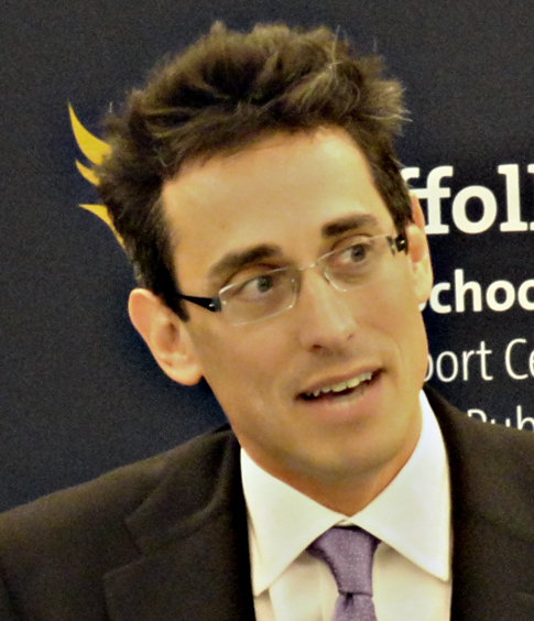 Falchuk the Eveready Candidate