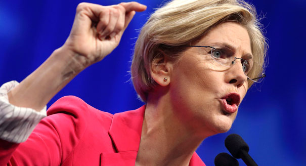 Sen. Elizabeth Warren will vote to repeal casino law
