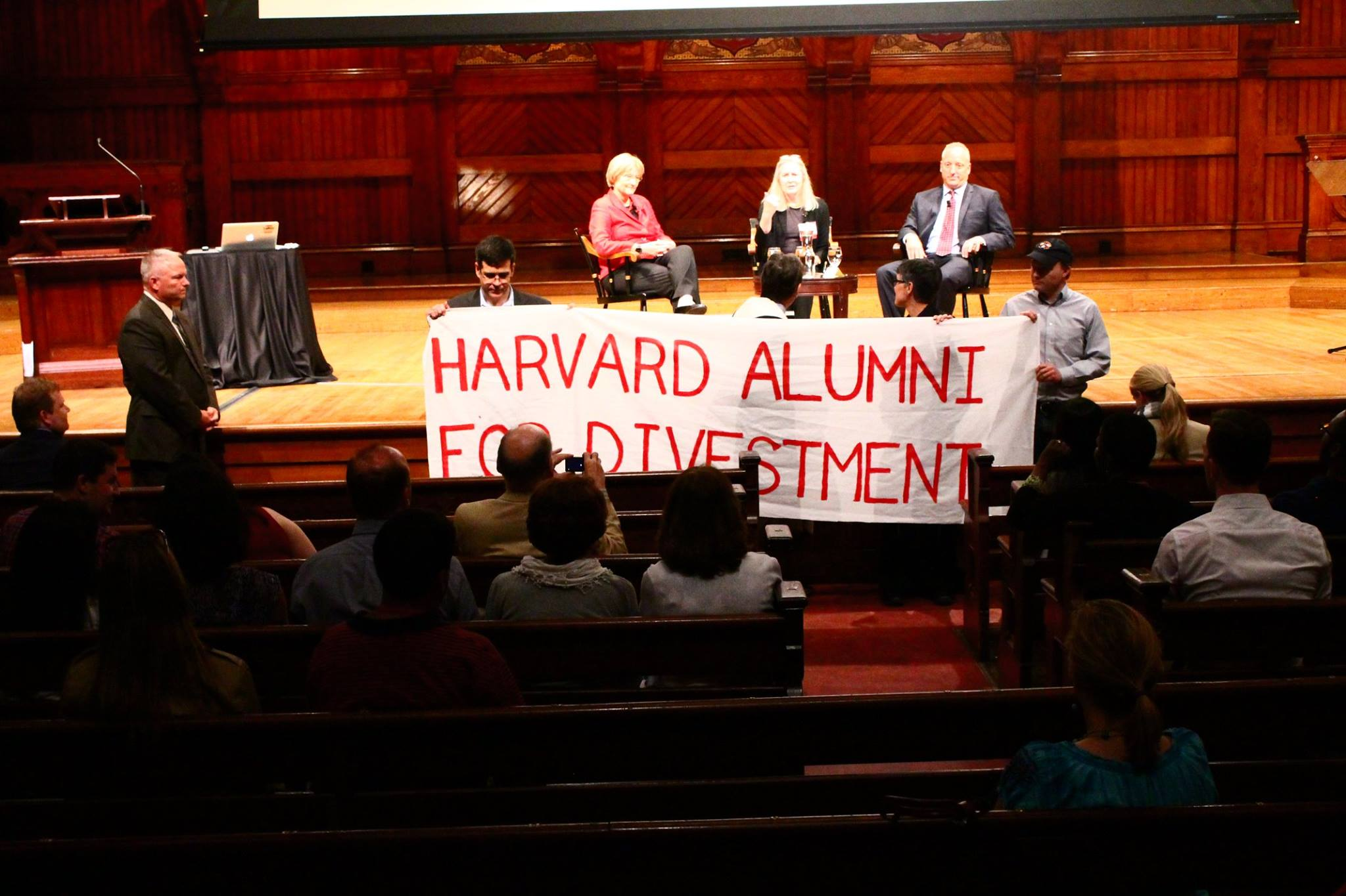 Why I'm Banned from Harvard, and Why I'm Coming Back Anyway