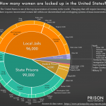 60 % of incarcerated women [in local jails] have not been convicted of crimes