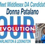 Meet Middlesex DA Candidate DONNA PATALANO