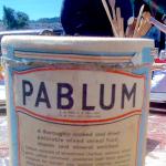 The top half of a carton of pablum.