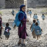 Why we are still in Afghanistan year 17: girls going to school